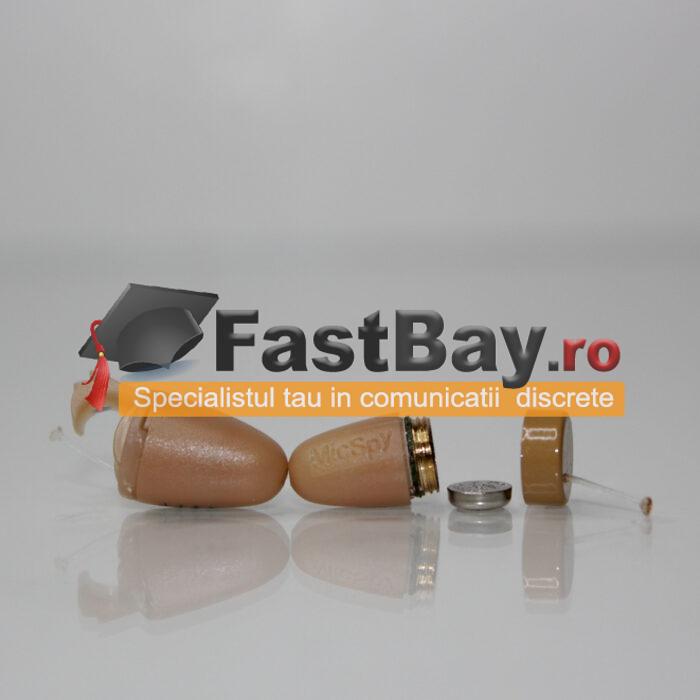 Microcască Micro-F MicSpy