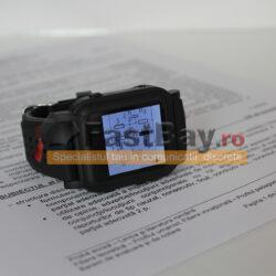 Ceas de copiat cu text reader și JPG viewer - memorie 8GB