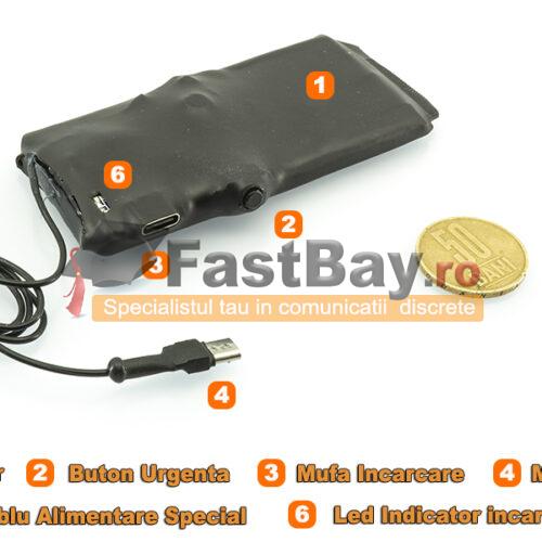 Mini Camera Video pentru Copiat i-Cheat S3