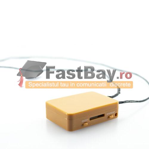 Cutiuta GSM cu 3 Tipuri de Casti pentru Copiat